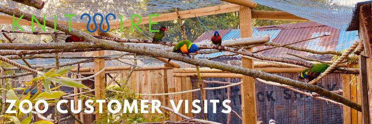 ClearMesh zoo customer visits banner